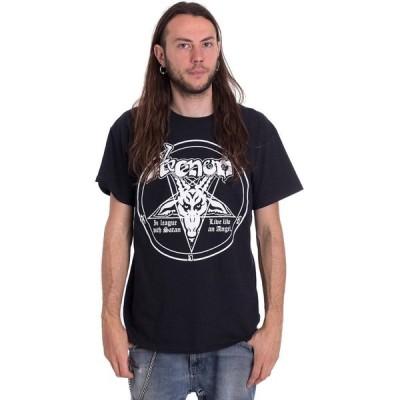 インペリコン Impericon メンズ Tシャツ トップス - In League With Satan - T-Shirt black