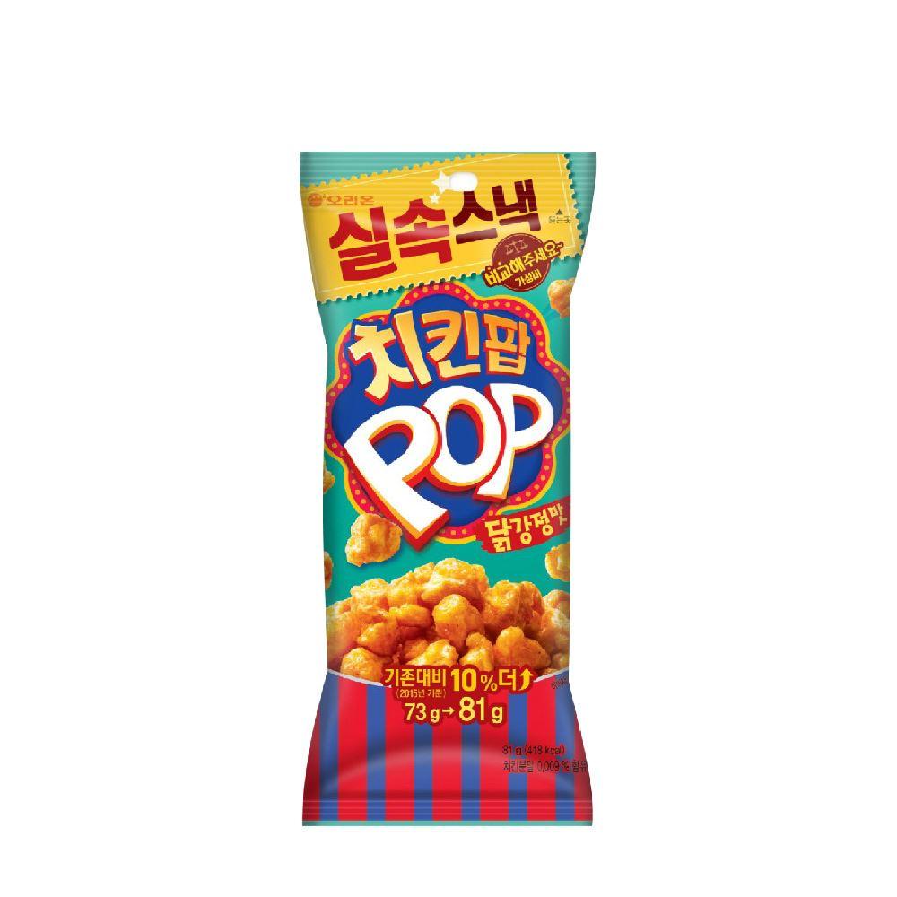 好麗友雞米花脆餅-韓式炸雞口味(81g)