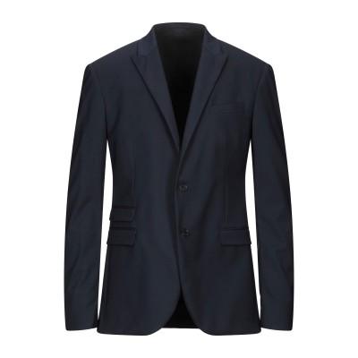 ニール・バレット NEIL BARRETT テーラードジャケット ダークブルー 54 バージンウール 98% / ポリウレタン 2% テーラードジャ