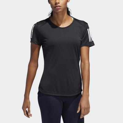 adidas アディダス OWN THE RUN Tシャツ FRQ07 DQ2618 レディーススポーツウェア レディースアパレルその他 レディース ブラック セール