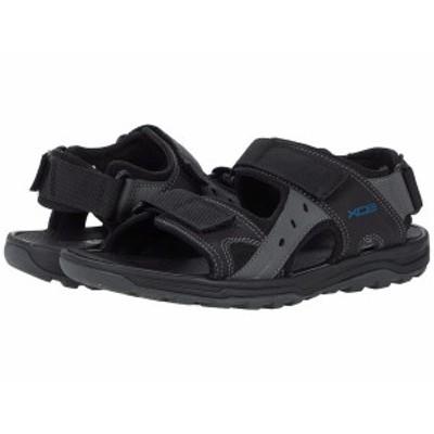 ロックポート メンズ サンダル シューズ Trail Technique Adjustable Sandal 2 Black Multi