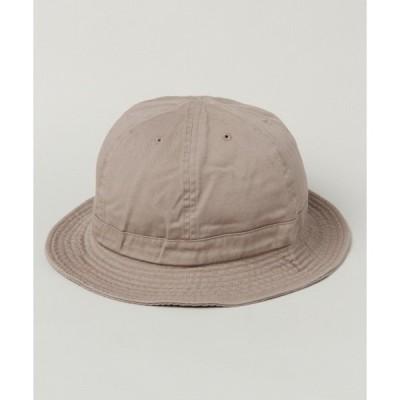 帽子 ハット 【NEWHATTAN/ニューハッタン】<ユニセックス>ツイルメトロハット/934593