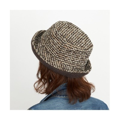 LAZY SUSAN / ハット ツイードセーラー WOMEN 帽子 > ハット