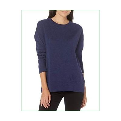 Pendleton レディース メリノ クルーネック セーター US サイズ: Medium カラー: ブルー【並行輸入品】