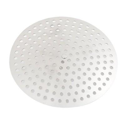 uxcell ゴミ受け キッチン 排水口用 洗面台 シンクストレーナー メッシュバスケット キッチンウェア シルバートーン 8cm直径