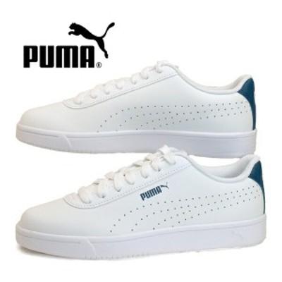 プーマ PUMA Court Pure 374766 04 コート ピュア 白 スニーカー レディース/メンズ
