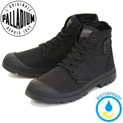 PALLADIUM (パラディウム) 76357-022 Pampa Puddle Lite WP+ パンパパドルライト レインシューズ スニーカー Black/Black/Charcoal PD129