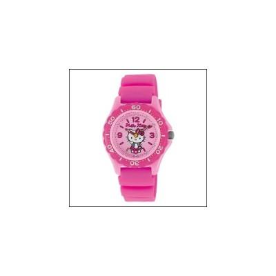 キュー&キュー Q&Q シチズン CBM 腕時計 VQ75-230 レディース ハローキティ Hello Kitty ダイバーズウォッチ