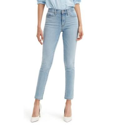 リーバイス レディース デニムパンツ ボトムス 311 Shaping Skinny Oahu Morning Dew Jeans