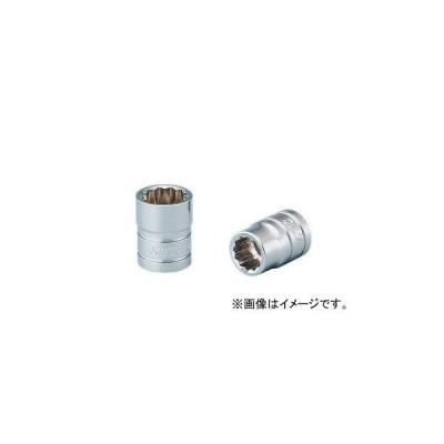KTC 6.3sq.ソケット(十二角) B2-7/32W