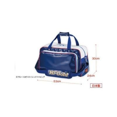 ハイゴールド エナメルショルダーバッグ ミドルサイズ HB-300