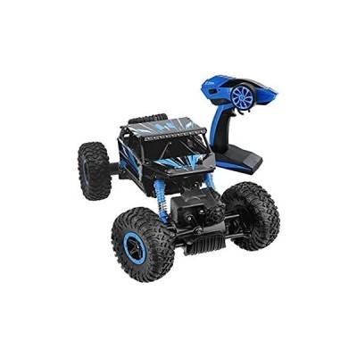 (中古)(輸入品・未使用)Click N' Play Remote Control Car 4WD Off Ro