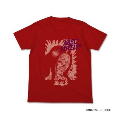 【送料無料対象商品】コスパ 恐怖 ABSOLUTELYTシャツ レッド 【ネコポス/ゆうパケット対応】
