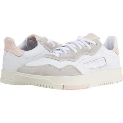 アディダス adidas Originals レディース スニーカー シューズ・靴 WM SC Premiere Footwear White/Footwear White/Icey Pink F17