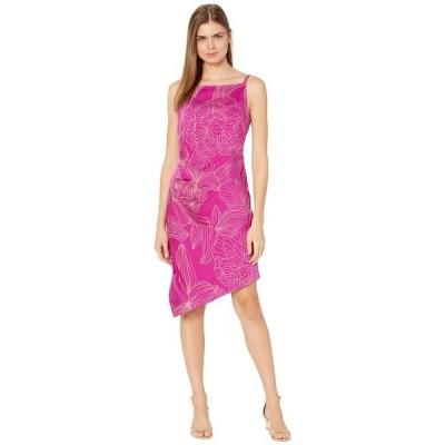 ミリー レディース ワンピース トップス Mishka Hibiscus Floral Viscose Dress