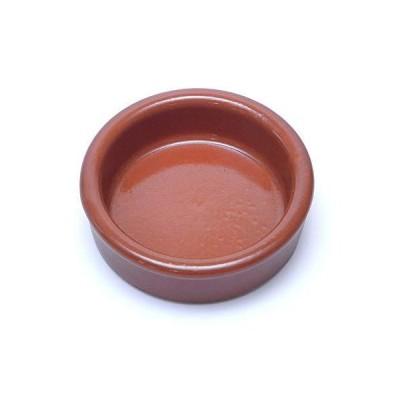 Graupera スペイン製 ミニ カスエラ 陶器 土鍋 タパス バター アヒージョ鍋 8cm