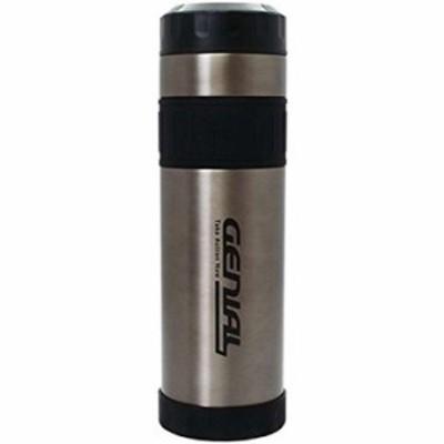魔法瓶 直飲み ステンレスボトル ジュニアル マグカップ 1000ml(F-2643)(ブラック)