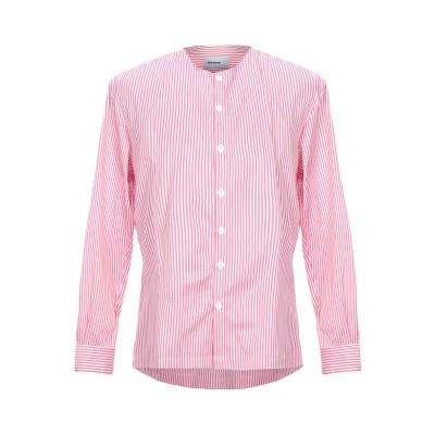BONSAI シャツ フューシャ S コットン 100% シャツ