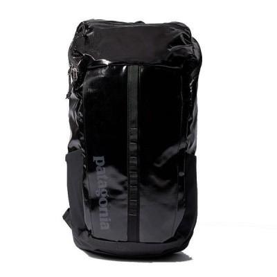 Patagonia パタゴニア Black Hole Pack 25L 49297 ブラックホール パック バックパック リュック カバン 鞄 メンズ レディース ブラック 黒 ロゴ 刺繍 プリン