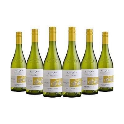 6本まとめ売りコノスル シャルドネ ビシクレタ レゼルバ 白ワイン 辛口 チリ 750ml×6本