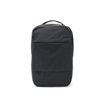 【ギャレリア】 インケース リュック Incase バックパック City Backpack シティバックパック 21L A4 B4 2層 ビジネスバッグ ユニセックス ブラック F GALLERIA