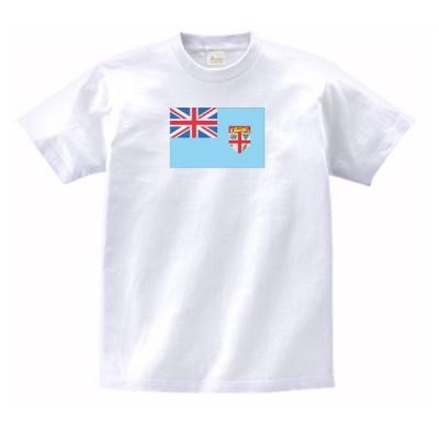 フィジー 国 国旗 Tシャツ