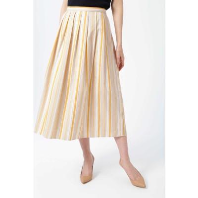◆ランダムストライプスカート