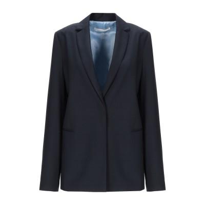 リビアナ コンティ LIVIANA CONTI テーラードジャケット ダークブルー 44 バージンウール 100% テーラードジャケット
