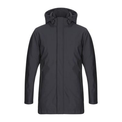 IESSE コート ブラック XL ナイロン 75% / ポリウレタン 25% コート