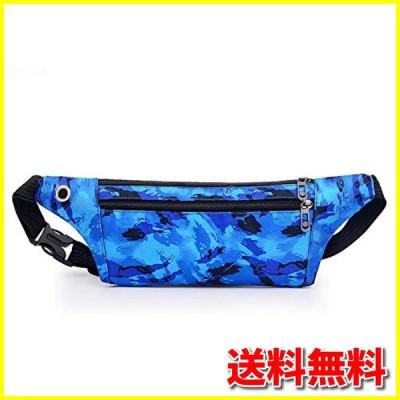 ランニング ポーチ メンズ レディース ウエストバッグ ウエストポーチ ランニングベルト ウォーキングバッグ
