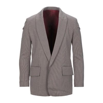 インペリアル IMPERIAL テーラードジャケット ボルドー M ポリエステル 78% / レーヨン 19% / ポリウレタン 3% テーラードジ