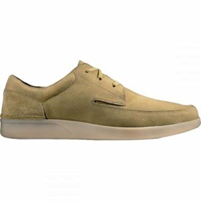 クラークス Clarks メンズ シューズ・靴 Oakland Craft Shoe Dark Sand Nubuck