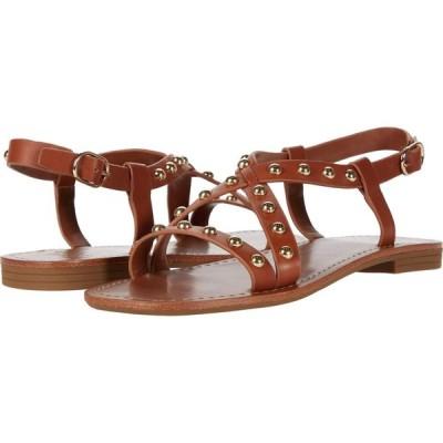 マーク フィッシャー Marc Fisher LTD レディース サンダル・ミュール シューズ・靴 Fianna Medium Brown Leather