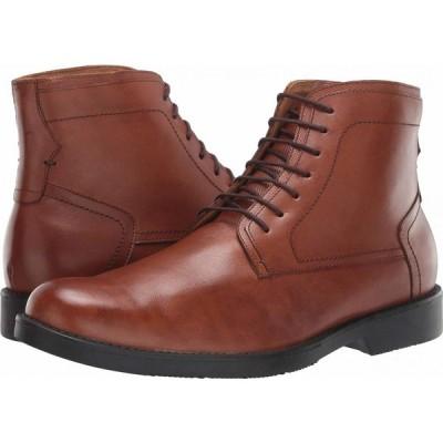 マッテオ マッシモ Massimo Matteo メンズ ブーツ シューズ・靴 Plain Toe Boot Whiskey