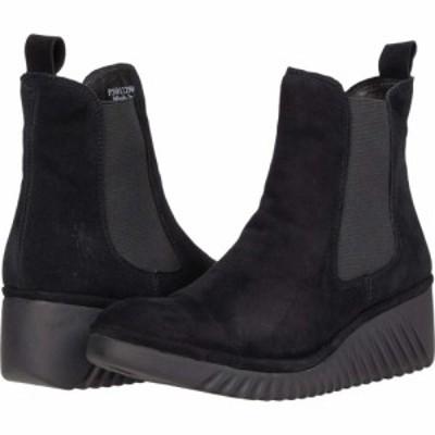 フライロンドン FLY LONDON レディース シューズ・靴 LITA229FLY Black Silky Leather