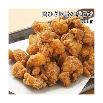 えつすい 鶏ひざ軟骨の唐揚げ 500g (冷凍)