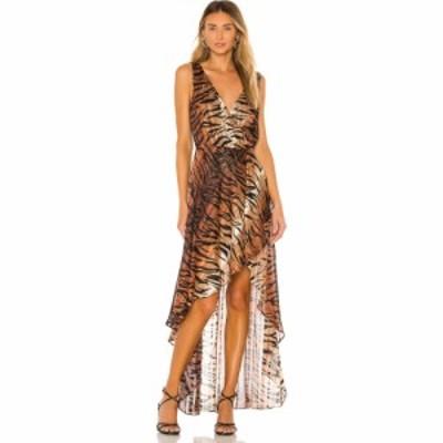 エルピーエー LPA レディース ワンピース ワンピース・ドレス Nikki Dress Tiger Stripe