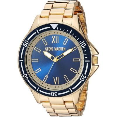 Steve Madden Fashion Watch (Model: SMW226G-BL) 並行輸入品