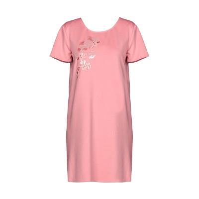BETTY BLUE ミニワンピース&ドレス ピンク 42 ポリエステル 92% / ポリウレタン 8% ミニワンピース&ドレス