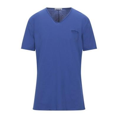グレイ ダニエレ アレッサンドリーニ GREY DANIELE ALESSANDRINI T シャツ ブルー XXL コットン 100% T シャツ