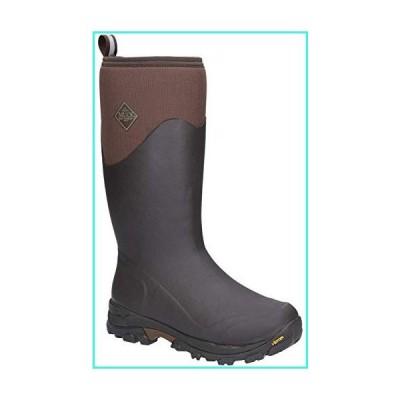 【新品】Muck Boot Men's Arctic Ice Tall Insulated Waterproof Winter Boots (Brown/Tan-11 (M) US)(並行輸入品)