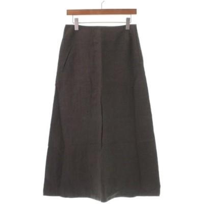 Y's ワイズ ロング・マキシ丈スカート レディース