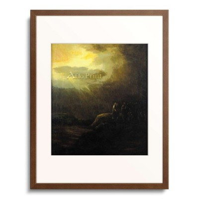 アールト・デ・ヘルデル Aert de Gelder 「Himmelfahrt Christi.」
