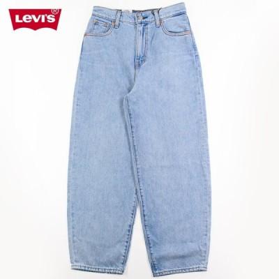 レディース Levi's リーバイス BALLOON LEG DAD JOKES 85314-0003