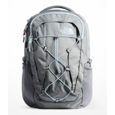 ノースフェイス レディース The North Face BOREALIS BACKPACK バックパック ZINC GREY LIGHT HEATHER/POWDER BLUE