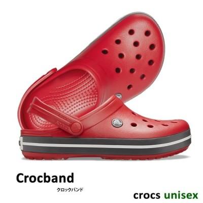 CROCS【クロックス/ユニセックス】Crocband/ クロックバンド/ ペッパー│11016