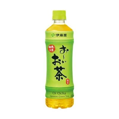 伊藤園 お〜いお茶 緑茶 1箱(525ml×24本)