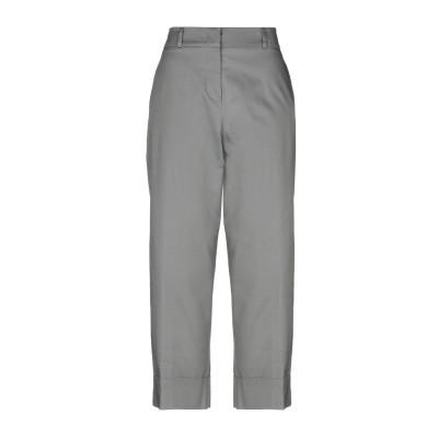 QL2  QUELLEDUE パンツ グレー 38 コットン 98% / ポリウレタン 2% パンツ