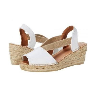 Toni Pons トニーポンズ レディース 女性用 シューズ 靴 ヒール Teide-P - White