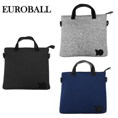 【EUROBALL】ユーロボール 2WAYバッグ ショルダーバッグ イタリア 刺繍 ネオプレン スポーティー ストラップ